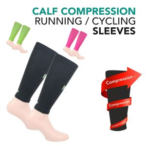 Compression Leg Sleeves (Running / Cycling) - Ricky